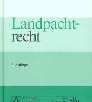 Landpachtrecht
